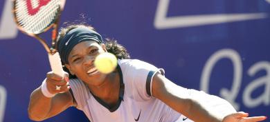 Serena Williams breezes into third round of German Open