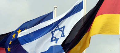 Germany's Köhler calls for stronger ties with Israel