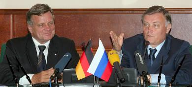 Russian interest in Deutsche Bahn raises concerns