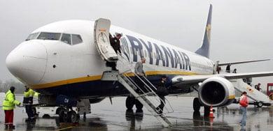 Ryanair flight makes emergency landing in Bremen