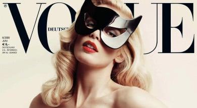 Schiffer disrobes for Vogue 'sex' issue