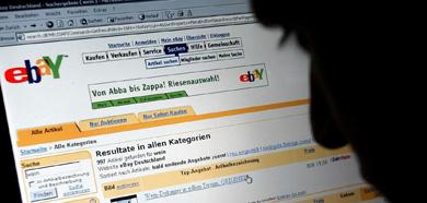 German couple offer baby on Ebay