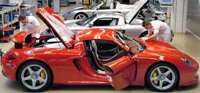 Porsche creates 2100 new jobs in Germany