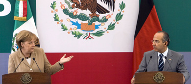 Merkel wraps up Latin America tour with Mexico visit
