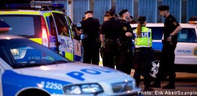Man apprehended following Gothenburg shooting