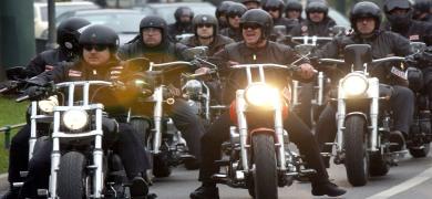 Bavaria says criminal biker gang getting stronger