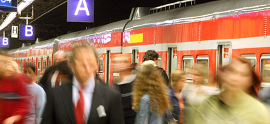 Frankfurt gets flexible over working hours