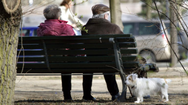 Germans losing faith in state pension system