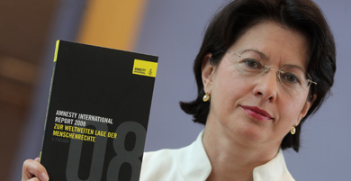 Amnesty criticizes deaths in German police custody