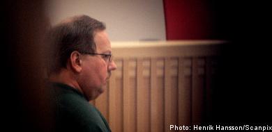 Anders Eklund suspected of rape