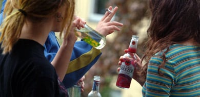Group calls for warning labels on liquor