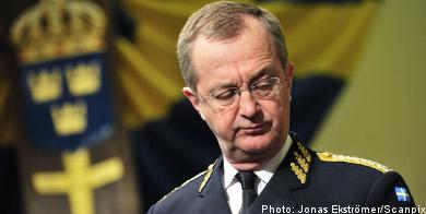 'Sweden can no longer defend itself'