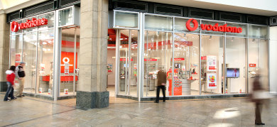 Vodafone to pay €474 million for rest of Arcor
