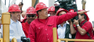 Chavez launches new attack on Merkel