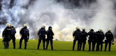 Thousands of German cops heading to Euro 2008