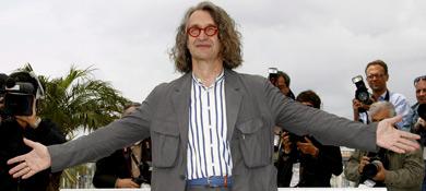 German director Wim Wenders premiers at Cannes