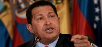 Chavez calls Merkel a political descendent of Hitler