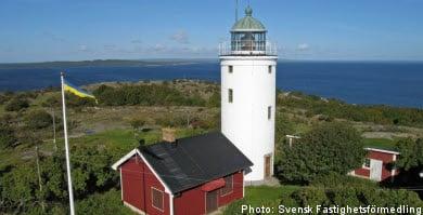 Swedish island paradise for sale
