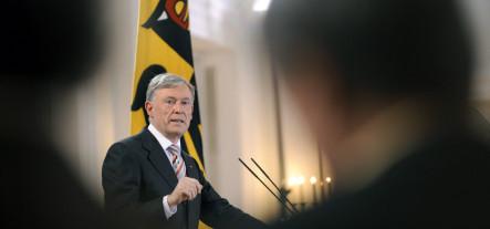 Köhler calls for a new German reform push
