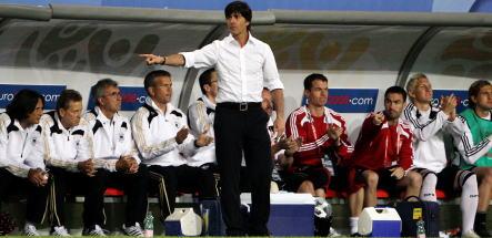 Germany coach Löw: 'The Euro is a marathon'