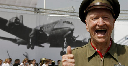 Old pilots due back in Berlin for Airlift anniversary