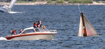 Kieler Woche regatta and festival sets sail