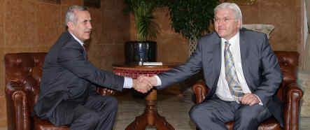 Steinmeier meets new Lebanese president