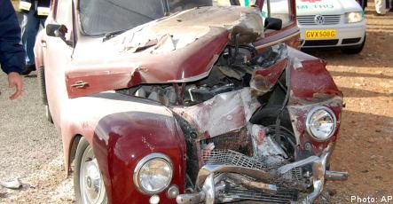 Swedish rally legend dies in crash