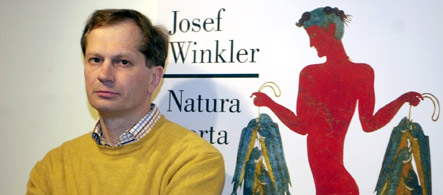 Germany's top literature prize goes to Josef Winkler