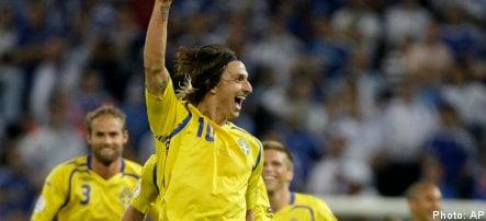 Ibrahimovic aiming to shoot down Spain