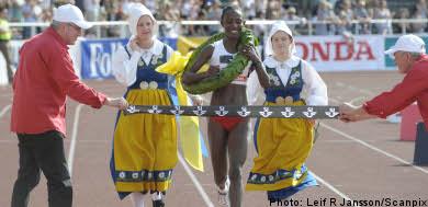 Kenyans dominate Stockholm marathon