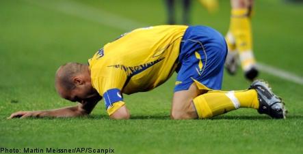 Fredrik Ljungberg leaves national team