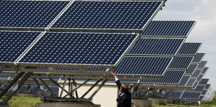 German solar sector pulls in big investors