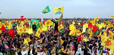 Germany bans Kurdish television channel