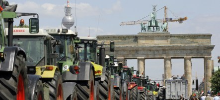 Dairy leader calls for end to German milk strike