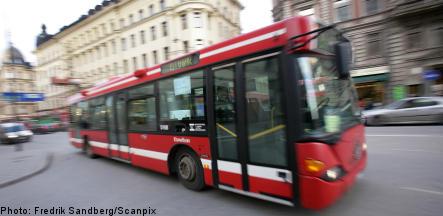 Stockholm bus strike looms