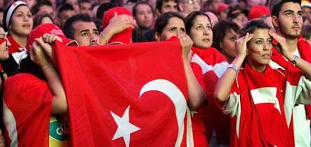 Turks in Germany mourn loss