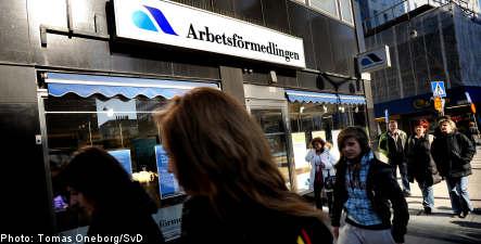 Swedish jobless stats reach historic lows