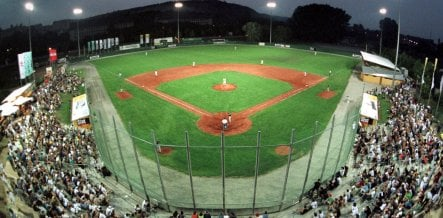 Batty for baseball in Bavaria