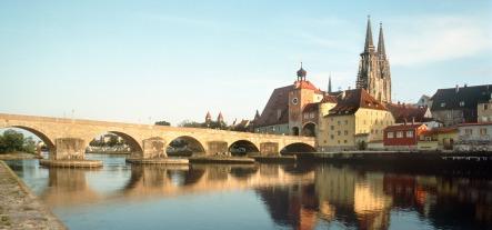 Going postal in Regensburg