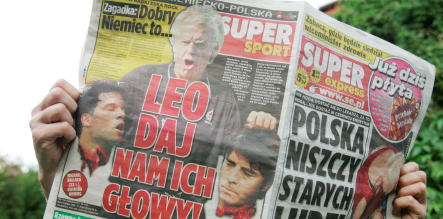 Polish paper calls for Ballack's head