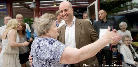 Reinfeldt: 'focus on elderly instead of unemployed'