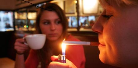 German smoking ban crippling bars and pubs