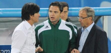 Löw banned from Euro quarterfinal match