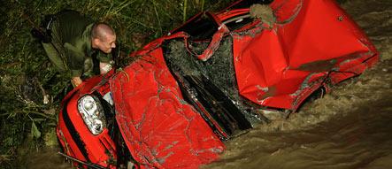 Baden-Württemberg storm flooding kills 3