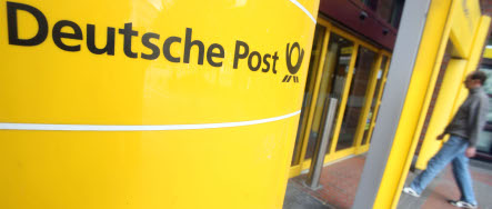 Deutsche Post to privatize its post office branches