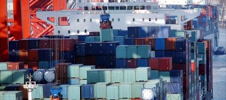 German trade surplus jumps in April