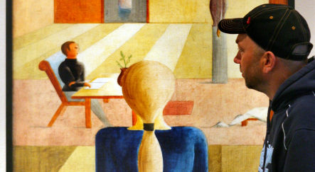 'Degenerate' art stolen by Nazis on show in Rostock