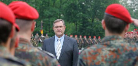 Jung: Germany must increase troop levels in Afghanistan