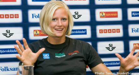 Klüft: 'I am finished with the heptathlon'